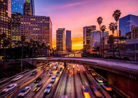 New York (NYC) - Los Angeles (LAX)